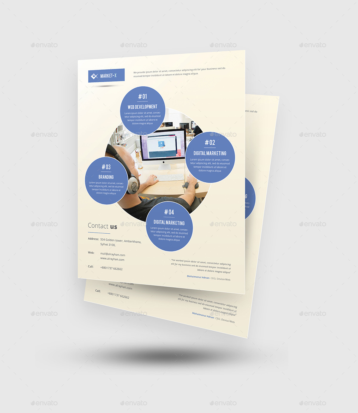 web agency service flyer templates by rtralrayhan graphicriver service flyer templates corporate flyers middot 01 creative web agency service flyer templates jpg 02 creative web agency service flyer templates jpg