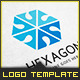 Hexagon - Logo Template - GraphicRiver Item for Sale