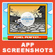 App Screenshots Templates Set #3 - GraphicRiver Item for Sale