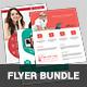 Web Design Flyer Bundle - GraphicRiver Item for Sale