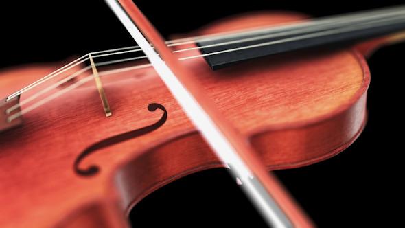 VideoHive Violin 2 10067313