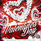 Flyer Valentines Day - GraphicRiver Item for Sale