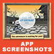 App Screenshots Templates Set #4 - GraphicRiver Item for Sale