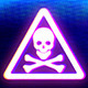 Skull Sign - VideoHive Item for Sale