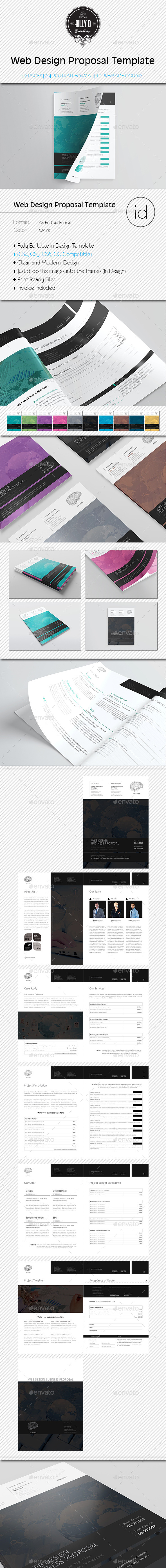GraphicRiver Web Design Proposal Template 10067856