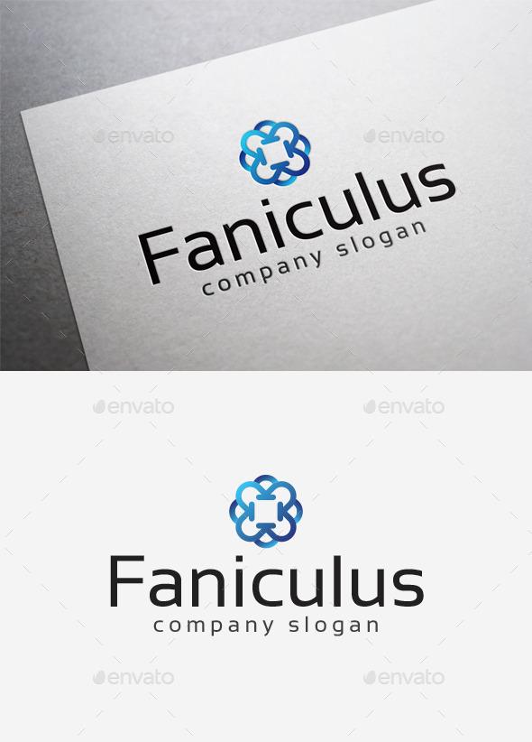GraphicRiver Funiculus Logo 10068046
