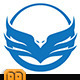 Blue Eagle  - GraphicRiver Item for Sale