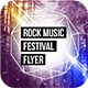 Rock Music Flyer - GraphicRiver Item for Sale