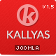 KALLYAS Responsive Multi-purpose Joomla Template - ThemeForest Item for Sale
