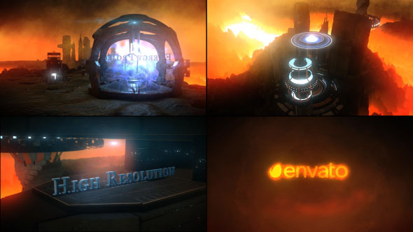 Lava Planet Trailer