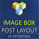 Post Layout: Image Box for Visual Composer