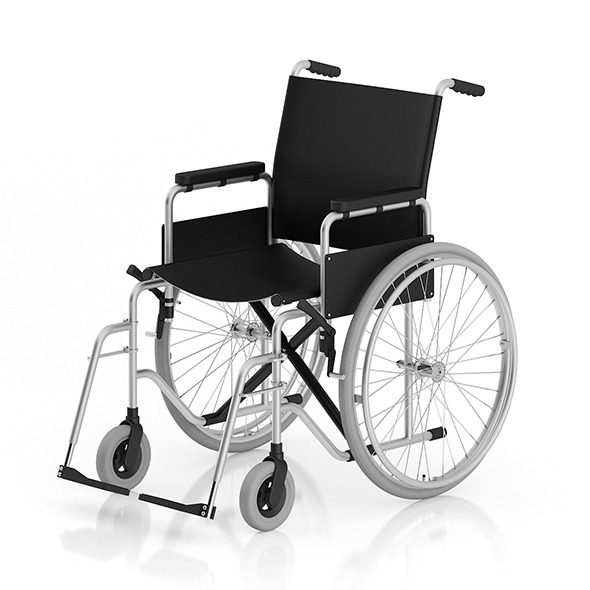 3DOcean Wheelchair 10069023