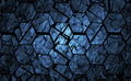 Blue grunge geometrical abstract background - PhotoDune Item for Sale