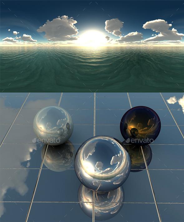 3DOcean Sea 211 10069340