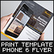 Mobile App Flyers Template 12 - GraphicRiver Item for Sale