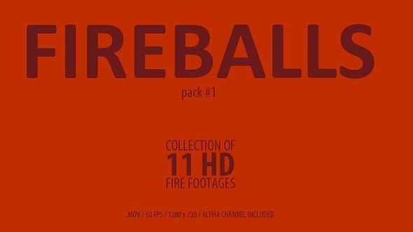 Fireballs vol#1