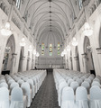 Interior of Chijmes Hall in Downtown Singapore - PhotoDune Item for Sale