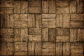 Weathered, Parquet Style, Wooden Decking - PhotoDune Item for Sale