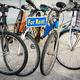 Rental Bicycles on Display in Georgetown, Penang, Malaysia - PhotoDune Item for Sale