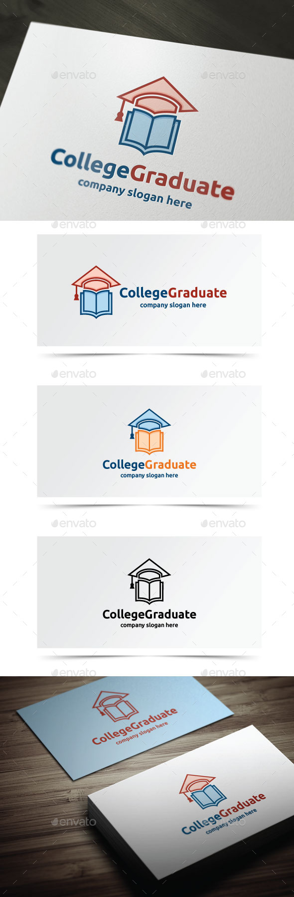 GraphicRiver College Graduate 10070183