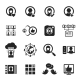 Social Media and Social Network Icons - GraphicRiver Item for Sale