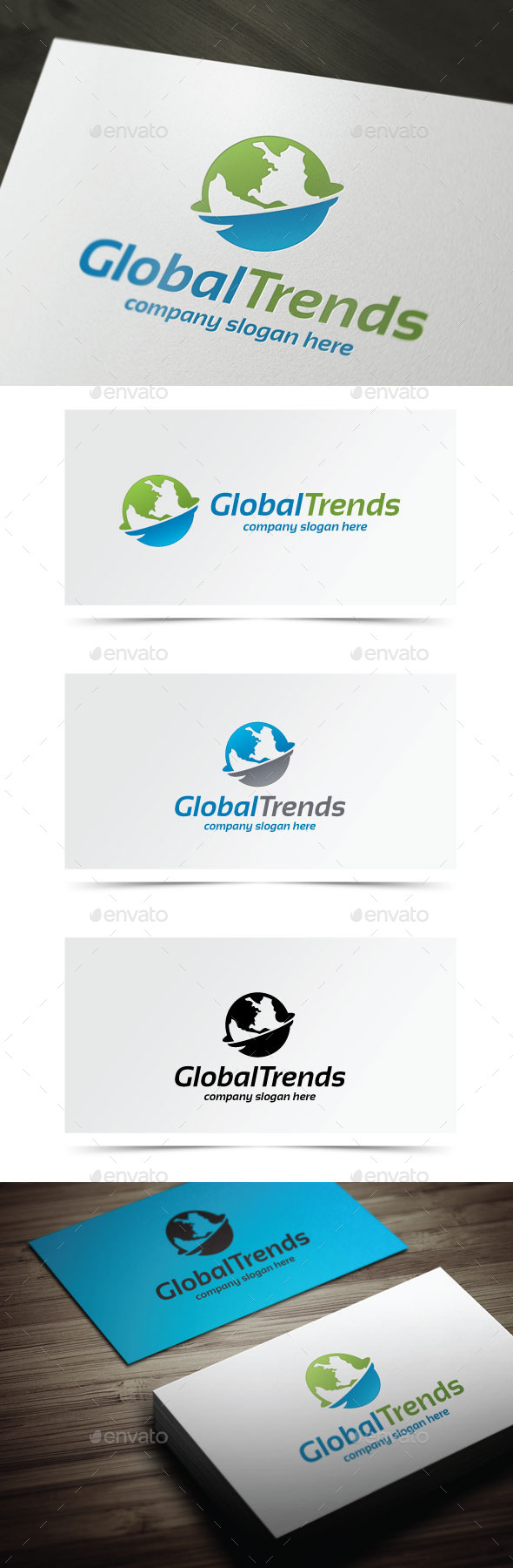 GraphicRiver Global Trends 10070223