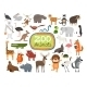 Zoo Animals - GraphicRiver Item for Sale
