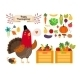 Harvest Clip Art - GraphicRiver Item for Sale