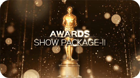 Awards Show Package-II