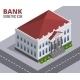 Bank Building - GraphicRiver Item for Sale
