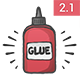 Glue: Exit-Popups to Capture Visitors