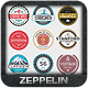 Retro Badges Set 2 - GraphicRiver Item for Sale