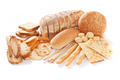 Various Types of Bread, Sliced Bread, Bread Sticks, Crackers And - PhotoDune Item for Sale