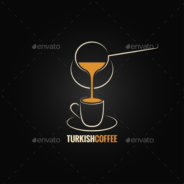 GraphicRiver Turkish Coffee 10070822