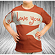 Kid T-Shirt Mock-Up - GraphicRiver Item for Sale