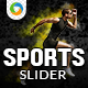 Sports Slider - GraphicRiver Item for Sale