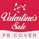 Valentines Day Facebook Cover - GraphicRiver Item for Sale
