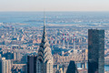 New York City Manhattan midtown aerial panorama view with skyscrapers - PhotoDune Item for Sale