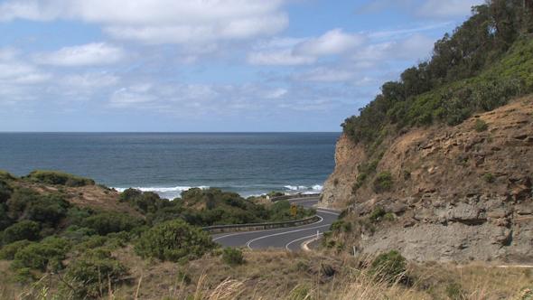 VideoHive Great Ocean Road Cars 03 10072524