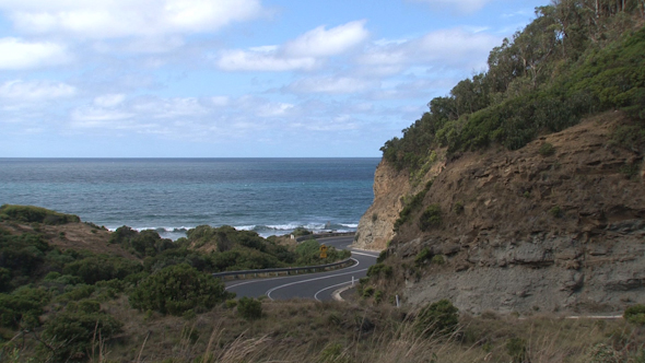VideoHive Great Ocean Road Cars 04 10072527