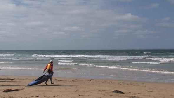 VideoHive Great Ocean Road Kayaking 01 10072589
