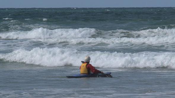 VideoHive Great Ocean Road Kayaking 010 10072597