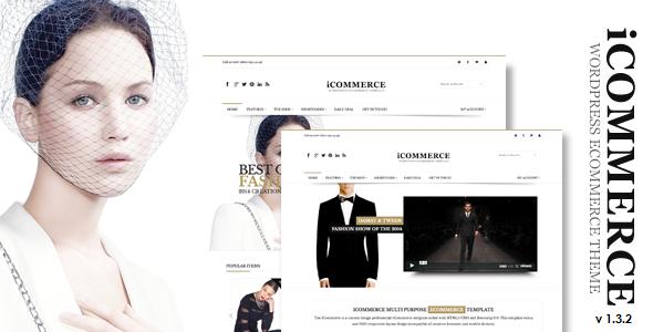 iCommerce - Multi-Purpose WooCommerce Theme - WooCommerce eCommerce