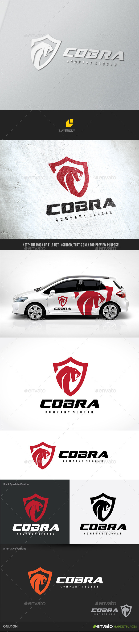 GraphicRiver Cobra 10073040