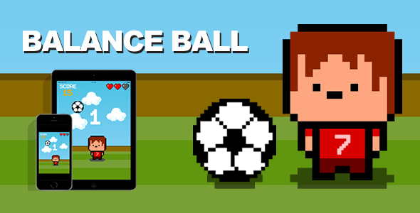 CodeCanyon Balance Ball HTML5 Game 9994379