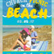 Church Picnic on the Beach Flyer - GraphicRiver Item for Sale