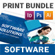 IT – Software Print Bundle - GraphicRiver Item for Sale