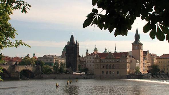 VideoHive Charles Bridge Prague 1 10073942