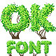 Detailed Tree Aalphabet - GraphicRiver Item for Sale