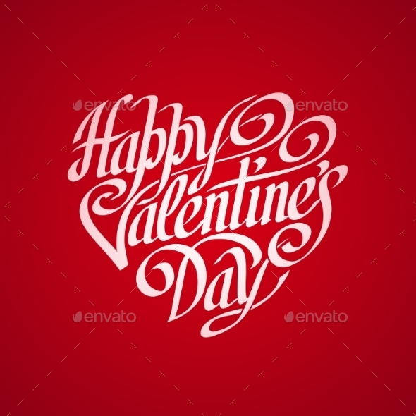 GraphicRiver Happy Valentine s Day 10074110